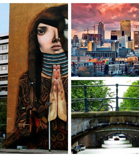 Les 5 villes les plus renversantes d'Europe
