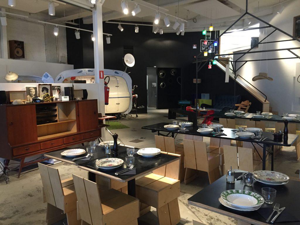 Brunchs bruxelles - Le garage à manger