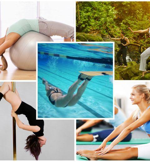5 sports originaux pour se muscler avant l'été