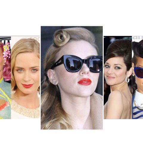 Les plus belles coiffures vintage