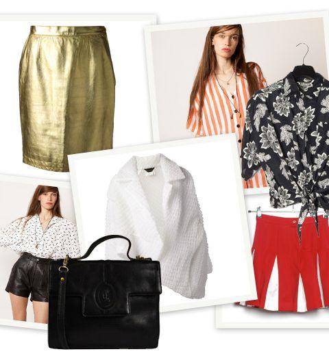 20 vêtements vintage à shopper en ligne