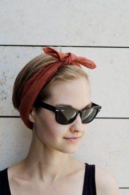 4 coiffures pour bronzer sans suer - 7