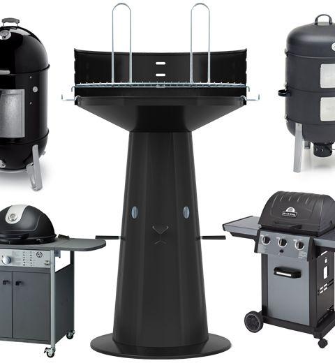 7 barbecues ou fumoirs pour la fête des pères