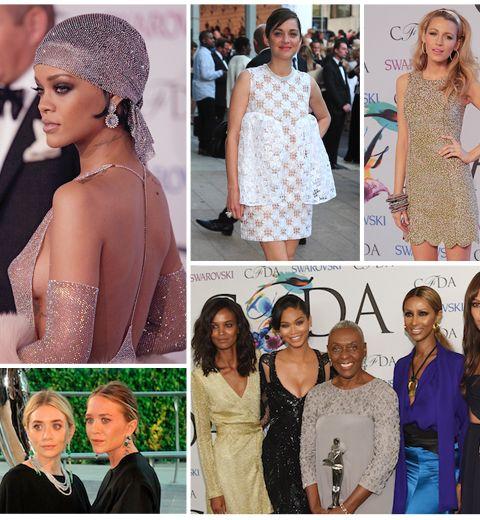 Les plus beaux looks des CFDA Fashion Awards