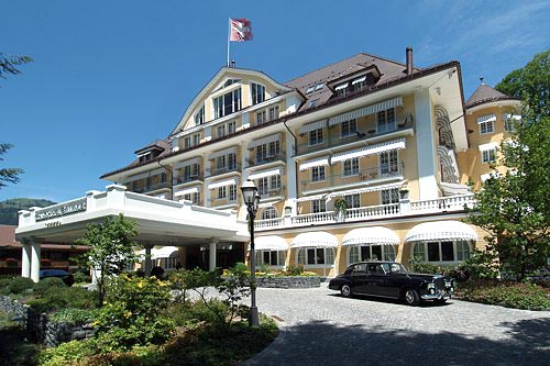 Grand Hotel Bellevue, Gstaad