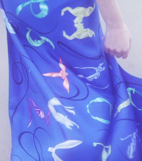 La magie de la vidéo d'Olivia Bee pour Hermès