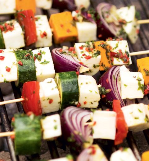 7 recettes pour un délicieux barbec végétarien