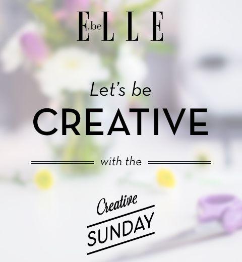 C'est quoi le Creative Sunday ?
