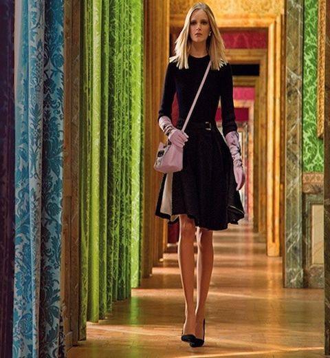 L'escapade d'Inez et Vinoodh dans Le jardin secret Dior