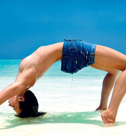 Sexe à la plage: 10 exercices pour booster votre libido