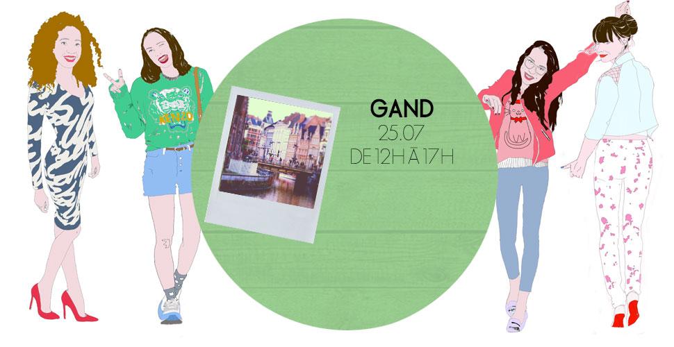 Elle Summer Tour - Gand