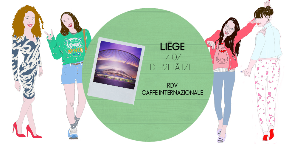 ELLE Summer Tour Liège