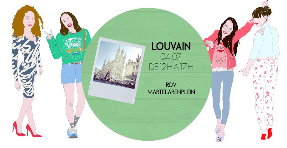 ELLE Summer Tour Louvain