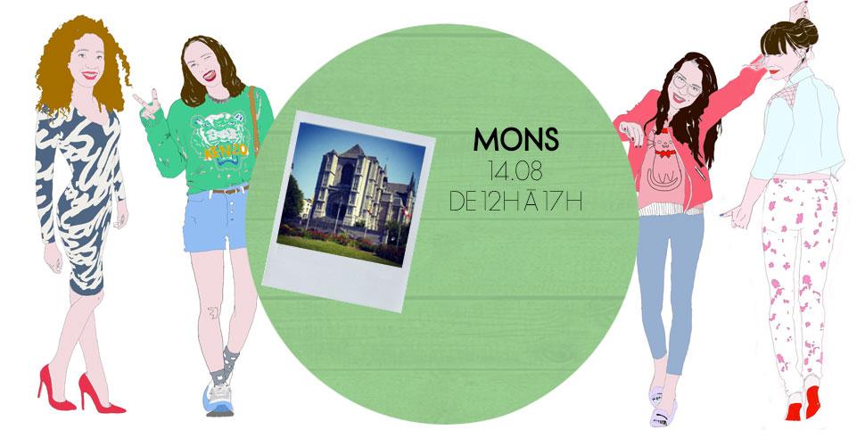 Elle Summer Tour - Mons