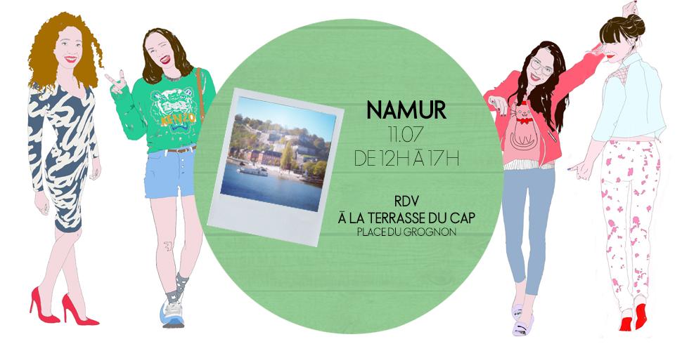 ELLE Summer Tour Namur