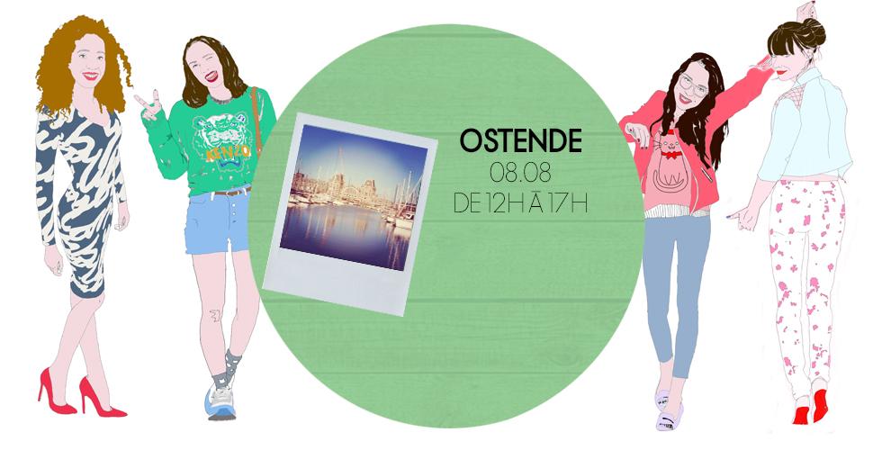 ELLE Summer Tour Ostende