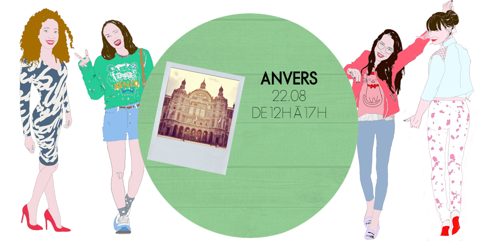 ELLE Summer Tour Anvers