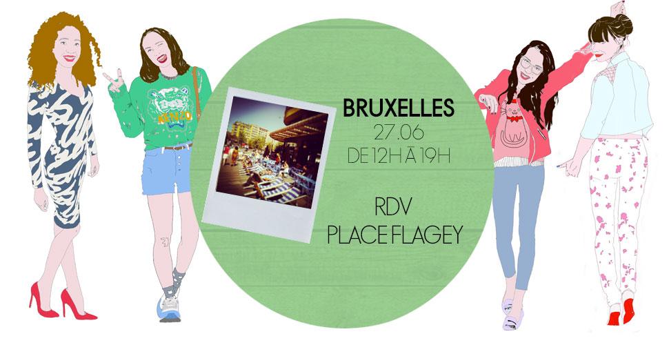 Elle Summer Tour - Bruxelles