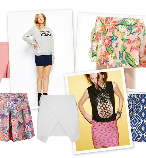 20 mini-jupes d'été à moins de 20 euros