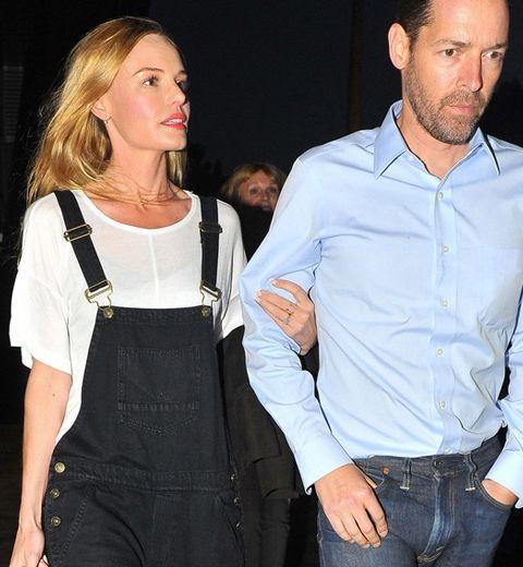 Le look du jour: Kate Bosworth en salopette