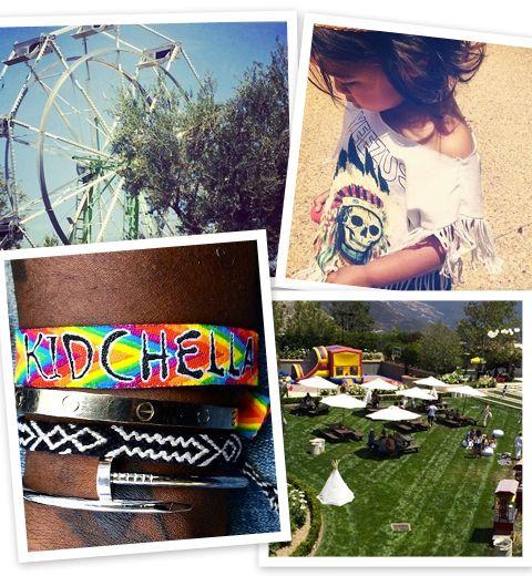 Kidchella: le festival organisé pour l'anniversaire de North West