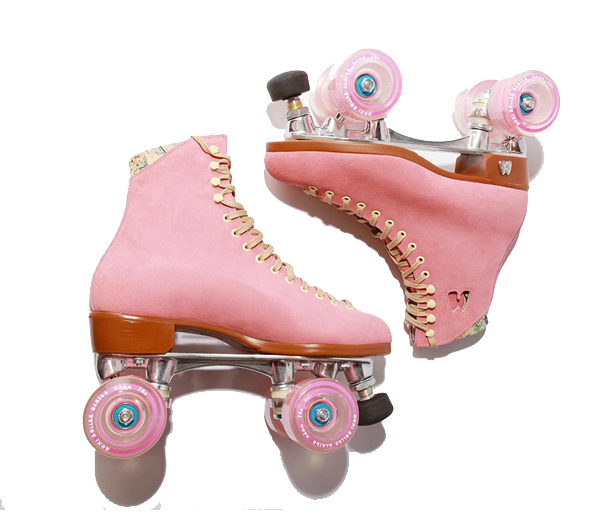 Moxi Lolly Strawberry Skates, 179$ environ 132€