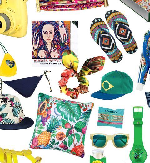 Shopping Brésil: 25 objets qui nous font voyager