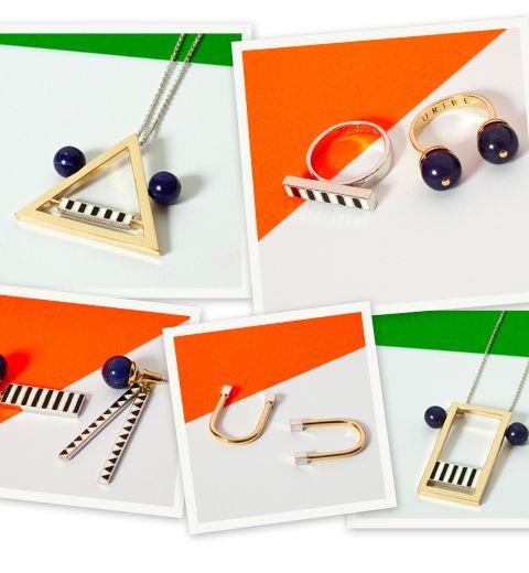 Les bijoux Studio URiBE