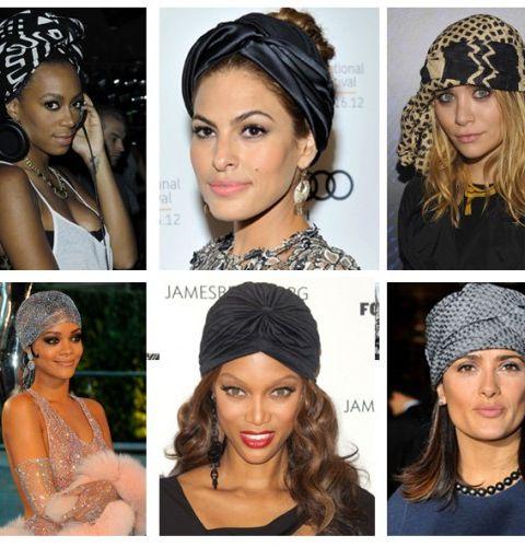 10 FACONS DE PORTER le turban