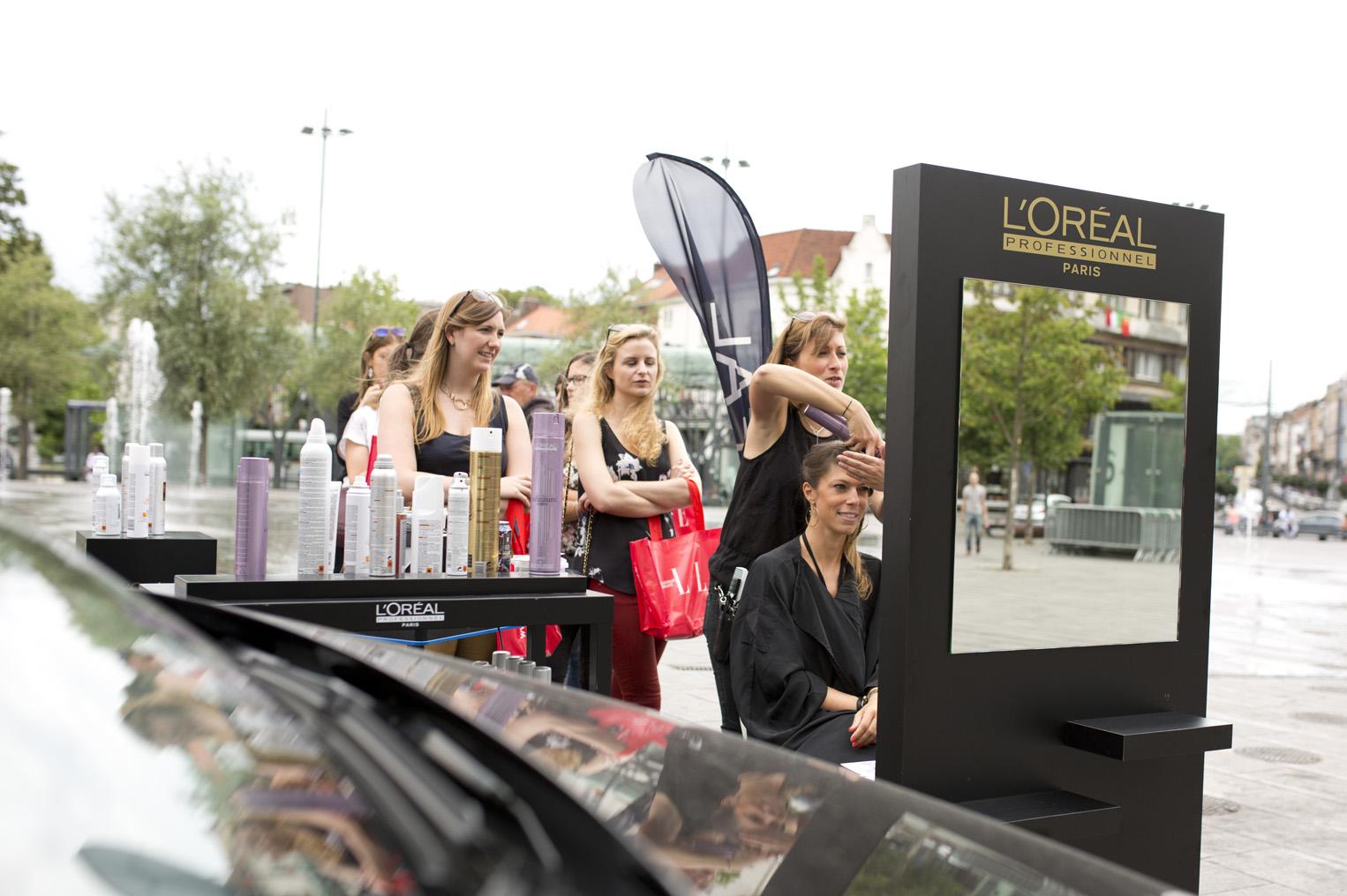 Hair bar L'Oréal Professionnel
