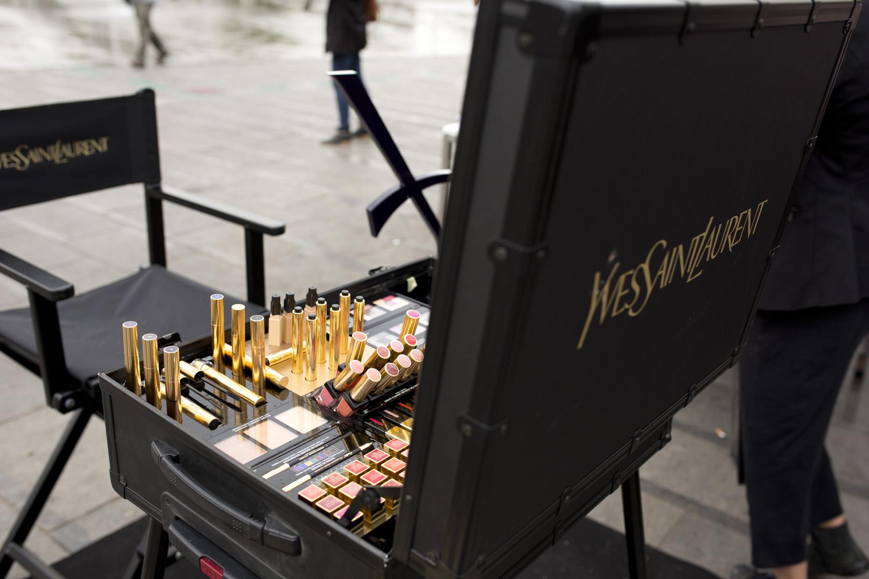 Corner make up Yves Saint-Laurent