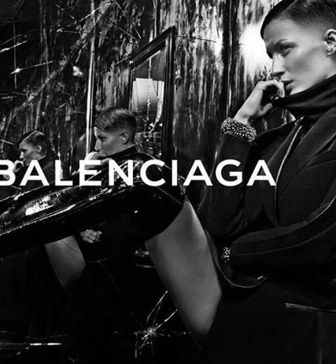 Les cheveux rasés de Gisèle Bundchen pour Balenciaga