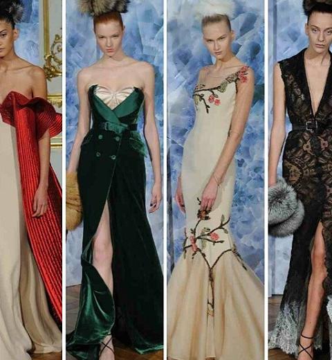Alexis Mabille Haute Couture : la théâtralité assumée (version sophistiquée)