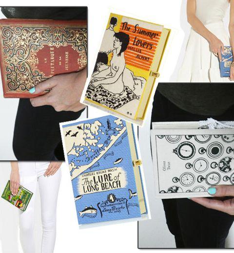 DIY: la pochette livre