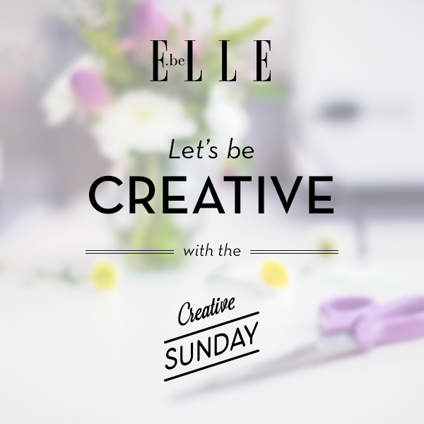 ELLEbe_CreativeSunday