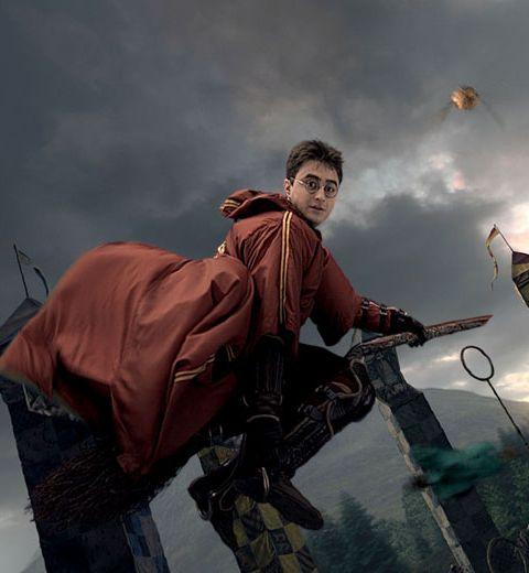 Harry Potter c'est pas fini