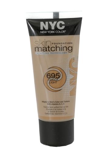 NYC-i-Skin-Matching-Foundation-695-4.99-euro