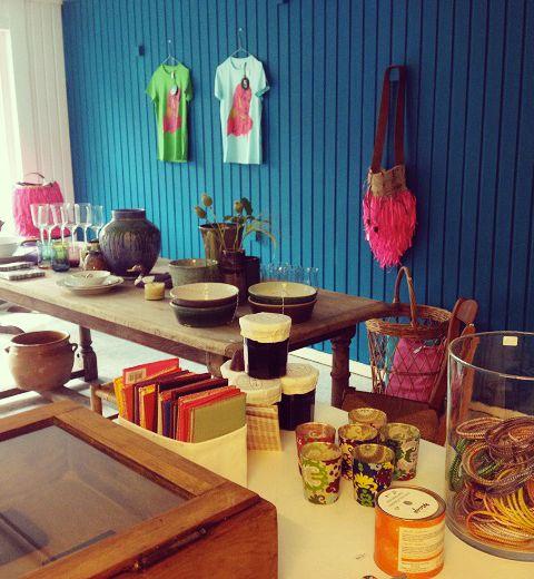 NotaBene & Co : la pop-up boutique de brocante