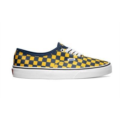 Vans-Classics_Authentic_Golden-Coast-dress-blues-yellow-checker_fall-2014 (1)