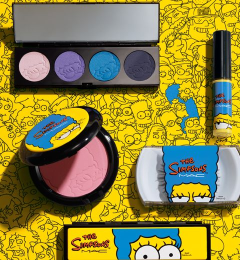 M.A.C Cosmetics X The Simpsons