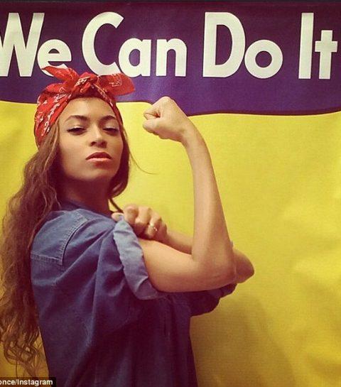 Beyoncé l'a fait !