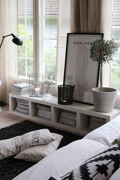 10 fa ons de ranger ses affaires quand on n 39 a pas de placard page 2 sur 5. Black Bedroom Furniture Sets. Home Design Ideas