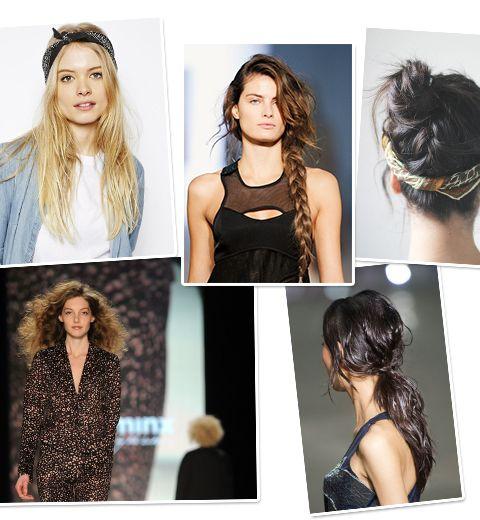 5 idées pour masquer un bad hair day