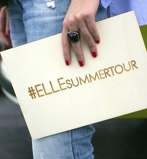 Le ELLE Summer Tour à Louvain, c'était comment?