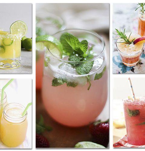 5 recettes de cocktails sans alcool