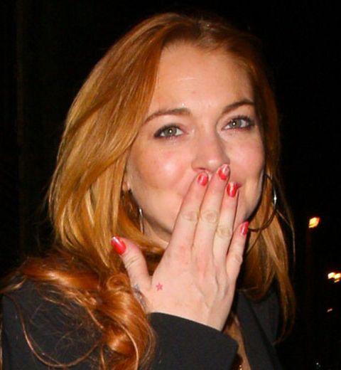 Lindsay Lohan poursuit les fabricants du jeu GTA