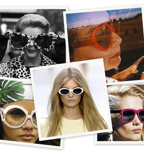Lunettes de soleil: pourquoi on a toujours l'air cool ?