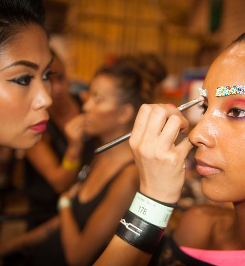 Etre make-up artist à Tomorrowland