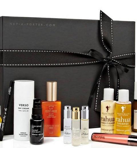 Net-A-Porter lance sa beauty box