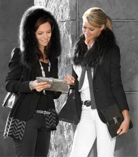 Noir & Blanc Accessories